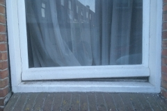 Scheef raam